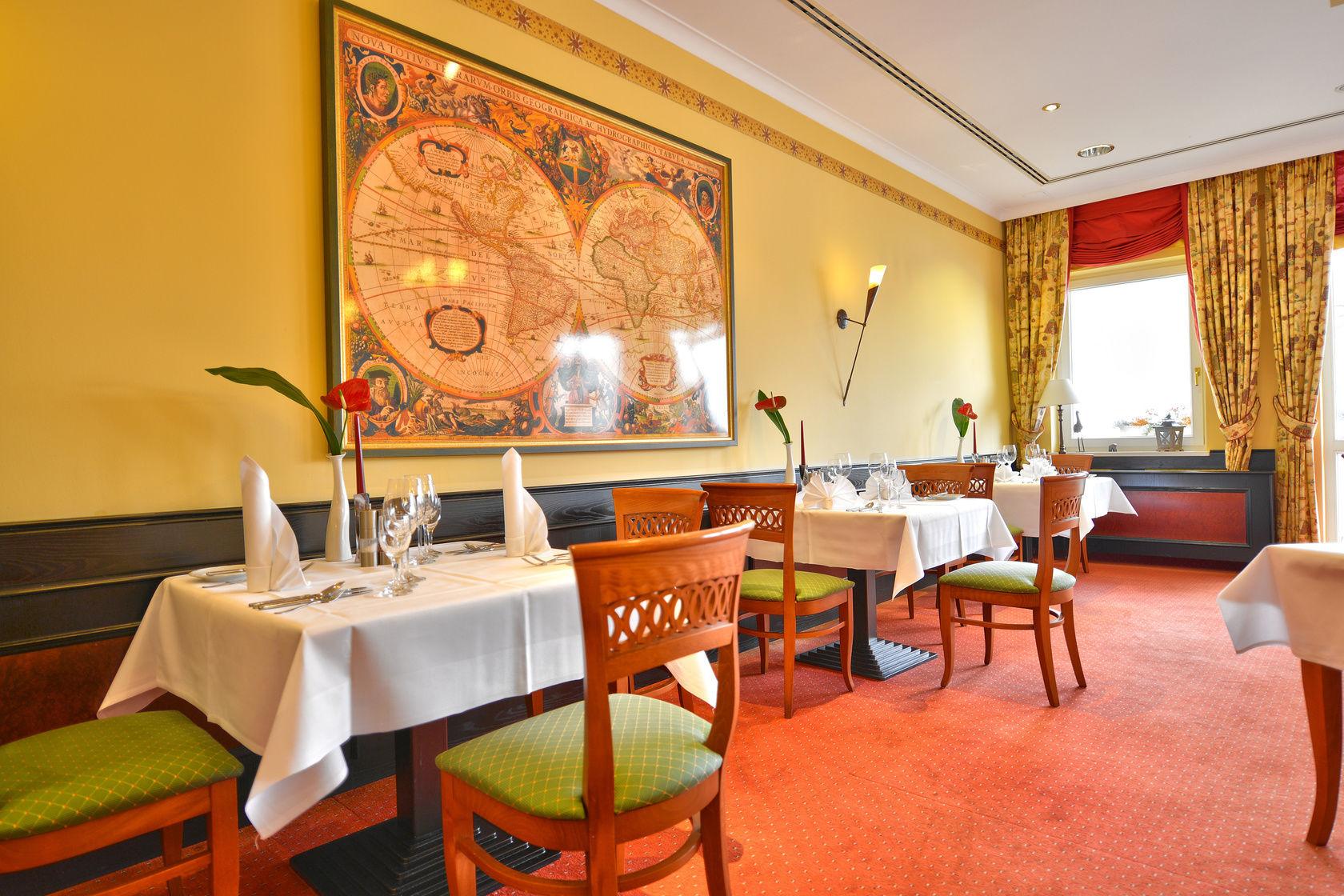 Restaurant & Bar 5 Sterne Hotel & Klinik St. Wolfgang in Bad ...